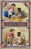 In 1903, Great Britain was anything but the multi-ethnic nation it is today. Sensitivity toward ethnic minorities was practically non-existent as can be seen from this commercial for soap. The implication is that the soap is so good that it can 'wash' the colour from an African child and make him white.